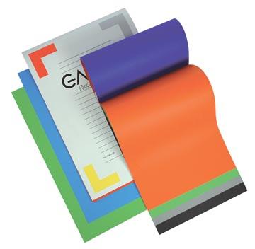 Gallery papier à dessin, multicolor, ft 24,5 x 34,5 cm, 120 g m², 20 feuilles