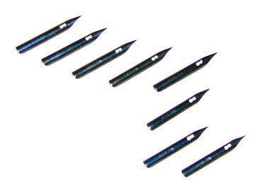 Conté porte-plume Atome plume de rechange, boîte de 12 pièces