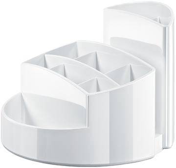 Han plumier avec 9 compartiments Rondo, blanc