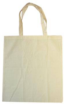 Graine Créative Sac shopping, coton, ft 37,5 x 42 cm