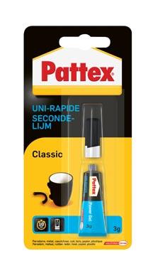 Pattex colle instantanée Classic