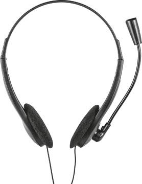 Trust casque à écouteurs Action Chat