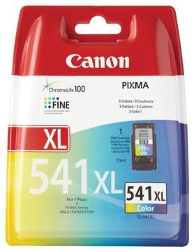 Canon cartouche d'encre CL-541XL, 400 pages, OEM 5226B005, 3 couleurs