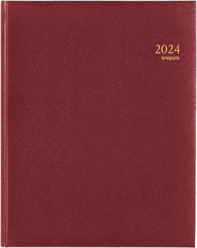 Brepols agenda Concorde Lima 6 langues, bordeaux, 2022