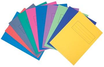 Class'ex chemise de classement, 10 couleurs assorties (5 pièces de chaque couleur)