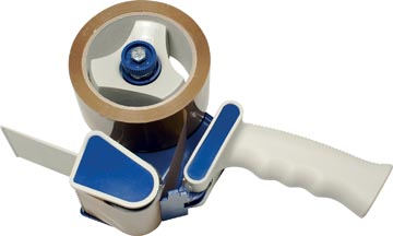 Pergamy dérouleur pour ruban d'emballage jusqu'à 50 mm, avec frein