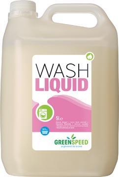 Greenspeed lessive liquide Wash Liquid, 71 doses, flacon de 5 litres