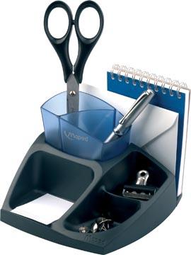 Maped porte-accessoires Compact Office Essentials, noir/bleu