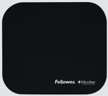 Fellowes tapis de souris Microban, noir