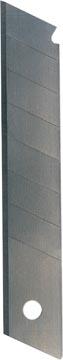 Maped lames de rechange pour cutter, 18 mm, blister de 10 pièces