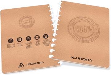 Adoc cahier Bio, ft A4, 144 pages, quadrillé commercial,
