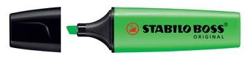 STABILO surligneur BOSS ORIGINAL, vert