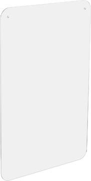 Exascreen écran de protection pour expiration, lisse, à suspendre, ft 100 x 66 cm