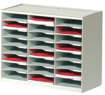 Paperflow trieur monobloc Evolution, 24 cases