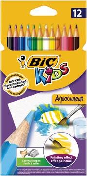 Bic Kids crayons de couleur Aquacouleur