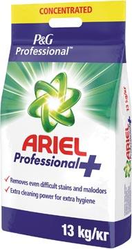 Ariel lessive en poudre Professional, 130 doses, sachet de 13 kg