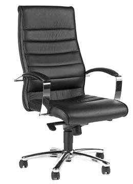 Topstar fauteuil de direction TD Lux 10, noir