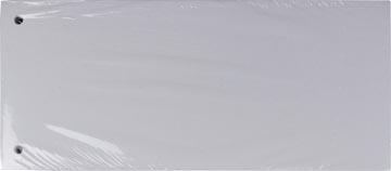 Pergamy intercalaires, paquet de 100 pièces, blanc