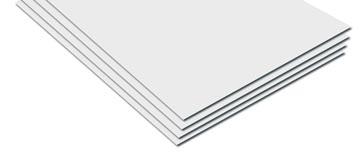 Papier à dessin Plano 180 g/m², ft 55 x 73 cm