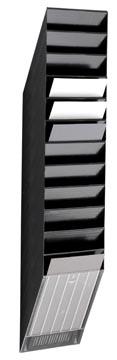 Durable Flexiboxx 12 A4 noir