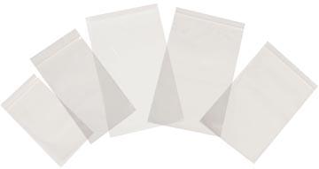 Sachets transparents, ft 230 x 320 mm, 100 pièces