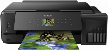 Imprimante 3en1 EcoTank ET7750