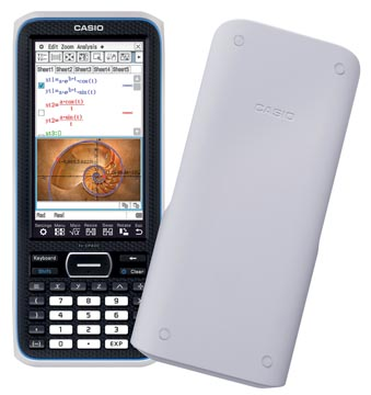 Casio calculatrice graphique FX-CP400