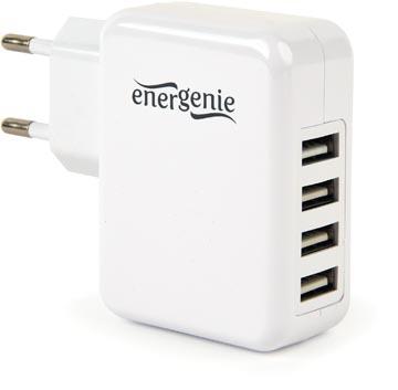 Energenie chargeur USB, 4 portes