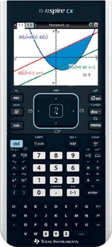 Texas calculatrice graphique TI-Nspire CX II-T