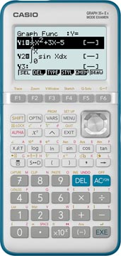 Casio calculatrice graphique Graph 35+EII