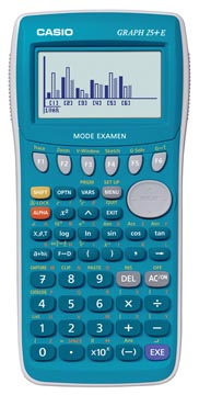 Casio calculatrice graphique Graph 25+E