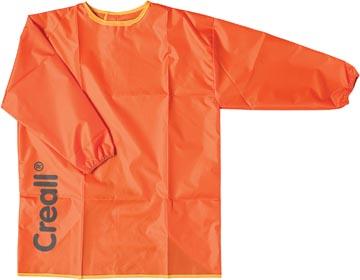 Havo tablier de peinture pour enfants 2-4 ans, orange