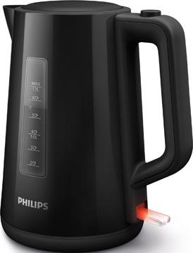 Philips bouilloire Series 3000, 1,7 litres, noir
