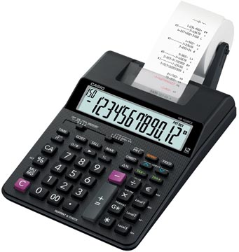 Casio calculatrice de bureau HR-150 RCE