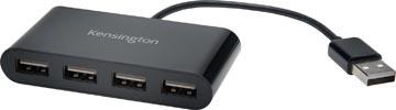 Kensington USB 2.0 Hub Mini 4-ports