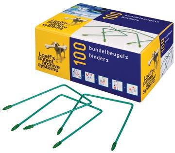 Loeff's relieur Longueur: 180 mm, boîte de 100 pièces