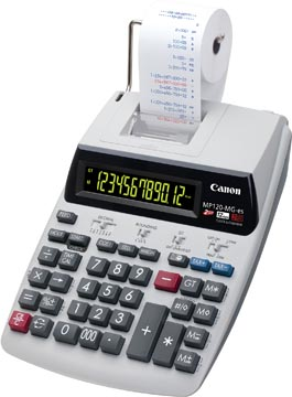 Canon calculatrice de bureau MP120-MG II