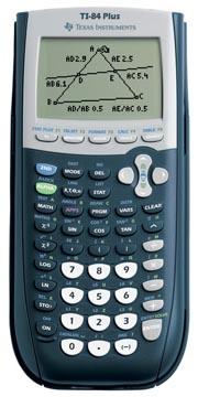 Texas calculatrice graphique TI-84 Plus, teacher pack avec 10 pièces