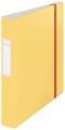 Leitz Cosy classeur à levier Active, dos de 6,5 cm, jaune