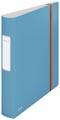 Leitz Cosy classeur à levier Active, dos de 6,5 cm, bleu