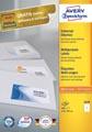 Avery Zweckform 3478, étiquettes multi-usages, ultraGrip, 100 feuilles, 1 par feuille, 210 x 279 mm
