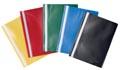 Pergamy farde à devis, ft A4, PP, paquet de 5 pièces, couleurs assorties